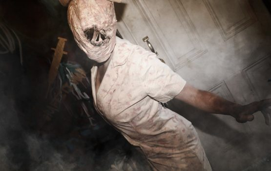 Yeah, you can sign us up for a creepy new 'Silent Hill' game