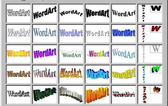 QUIZ: Which Microsoft WordArt is your secret persona?