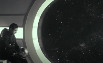 This space film from the 'Never Tear Us Apart' director is finally online