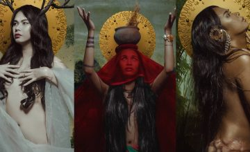 These queer artists showcase Philippine mythology at this cultural fest
