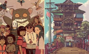 This Cebu artist turned Studio Ghibli into Filipino stories