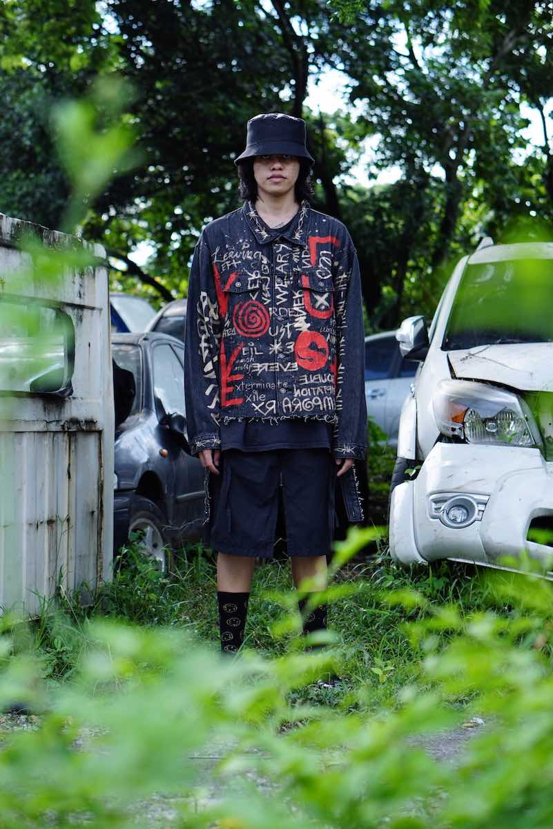 This Davao-born artist turns ukay hauls into wearable art 1