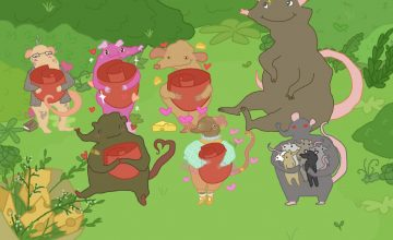 This dating sim lets you find the rat of your dreams