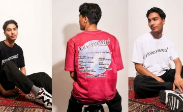 Jason Dhakal's 'Lovesound' 2.0 merch is here to cure our V-Day hangover