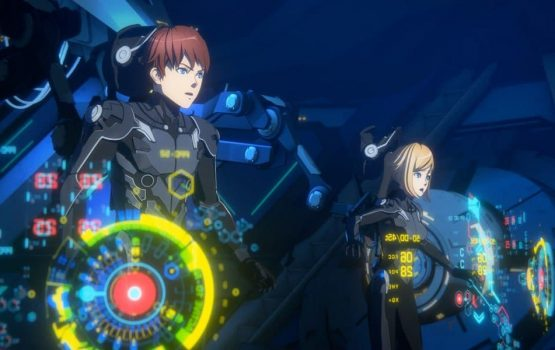 Watch the Jaegers save Australia in the 'Pacific Rim' anime, soon on Netflix