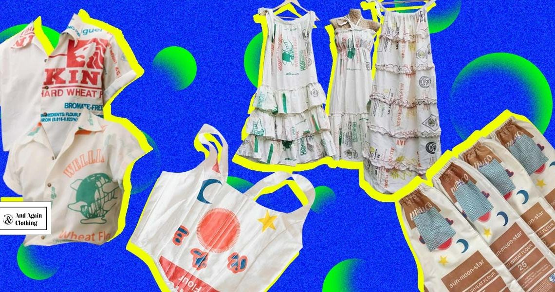 Flour sacks transform into cute 'fits in these 4 IG shops