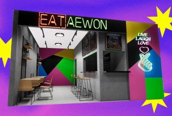 Local resto 'Eataewon' is a K-drama fan's fever dream