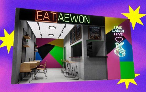 Local resto 'Eataewon' is a K-drama fan's fever dream
