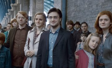 Uh, are they seriously making a 'Cursed Child' movie?