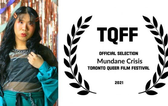 This thesis film by a local trans artist is heading to a Toronto fest