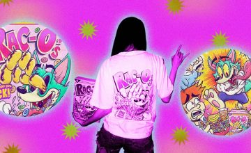 Cereal killers, this artist's merch is the nostalgia you deserve