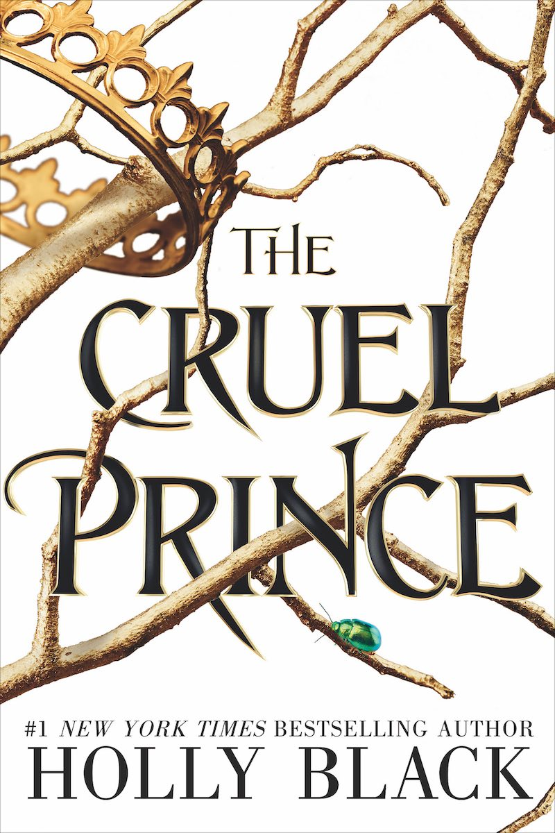 """Cover of """"The Cruel Prince"""" by Holly Black"""