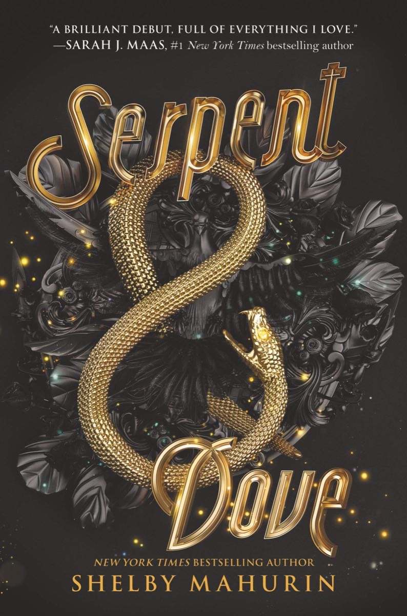 """Cover of """"Serpent and Dove"""" by Shelby Mahurin"""