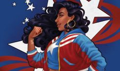 Peep this Filipino artist's cover for Marvel's 'America Chavez'