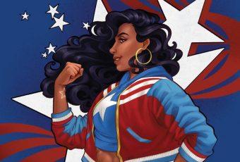 Peep this Filipino artist's cover for Marvel's 'America Chavez'