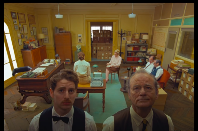 Is Wes Anderson's 'The French Dispatch' finally OTW?