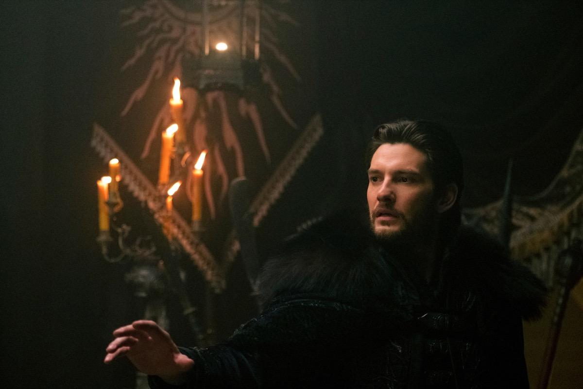 "Ben Barnes as The Darkling/General Kirigan in ""Shadow and Bone"""
