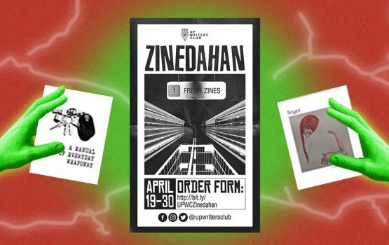 Pay what you can for these student-made zines