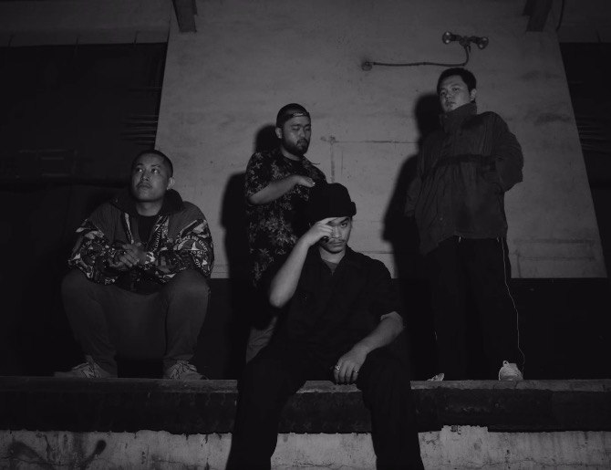 What's the real Delinquent Society like? Watch this new MV