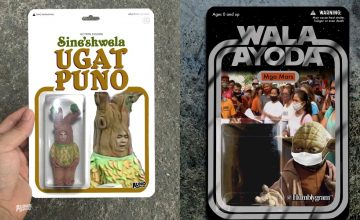 These Filipino pop culture bootleg toys are for grown-up kids like you