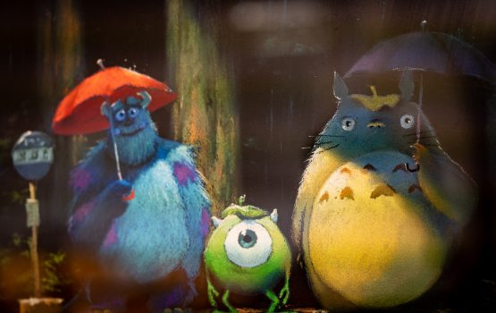 Is a Studio Ghibli and Pixar collab about to happen?
