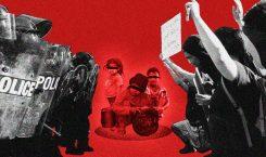 Don't use child labor to villainize people demanding for change