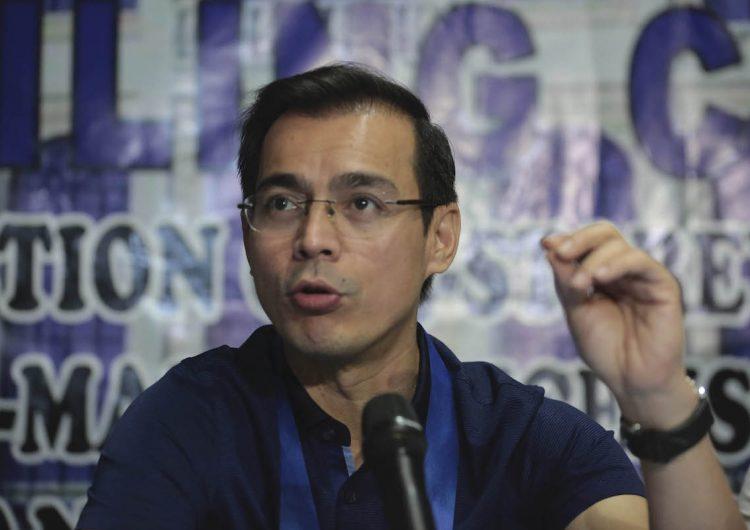 A mayor playing Andres Bonifacio shouldn't be a thing, really