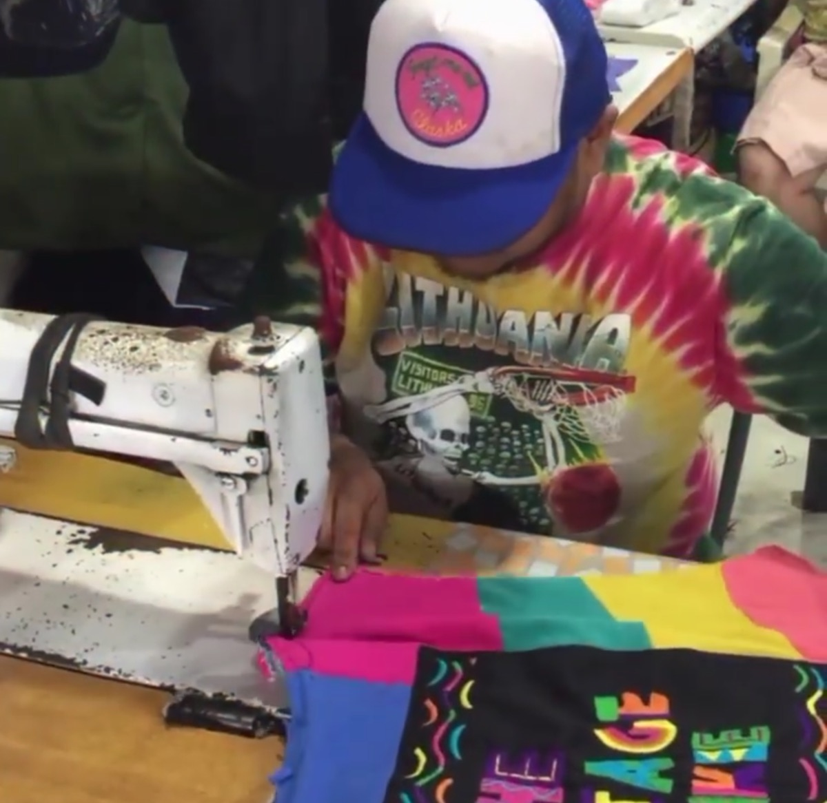 Local project Karma Collective is making art out of thrift shop finds 1
