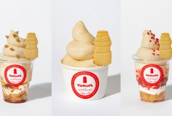 Meanwhile in Japan, an official Yakult ice cream exists