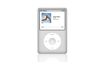 This site lets you listen to Spotify on an iPod Classic like it's 2006