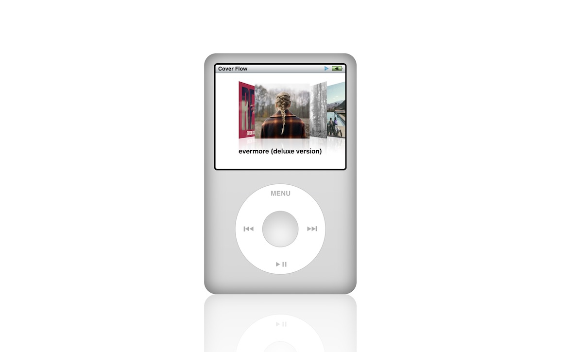 This site lets you listen to Spotify on an iPod Classic like it's 2006 2