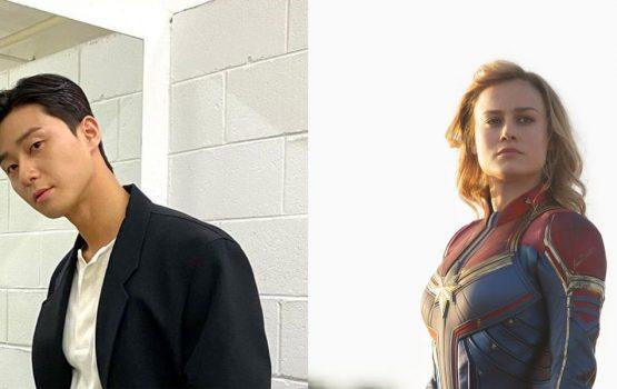 Wait a sec, is Park Seo Joon entering the Marvel Cinematic Universe?