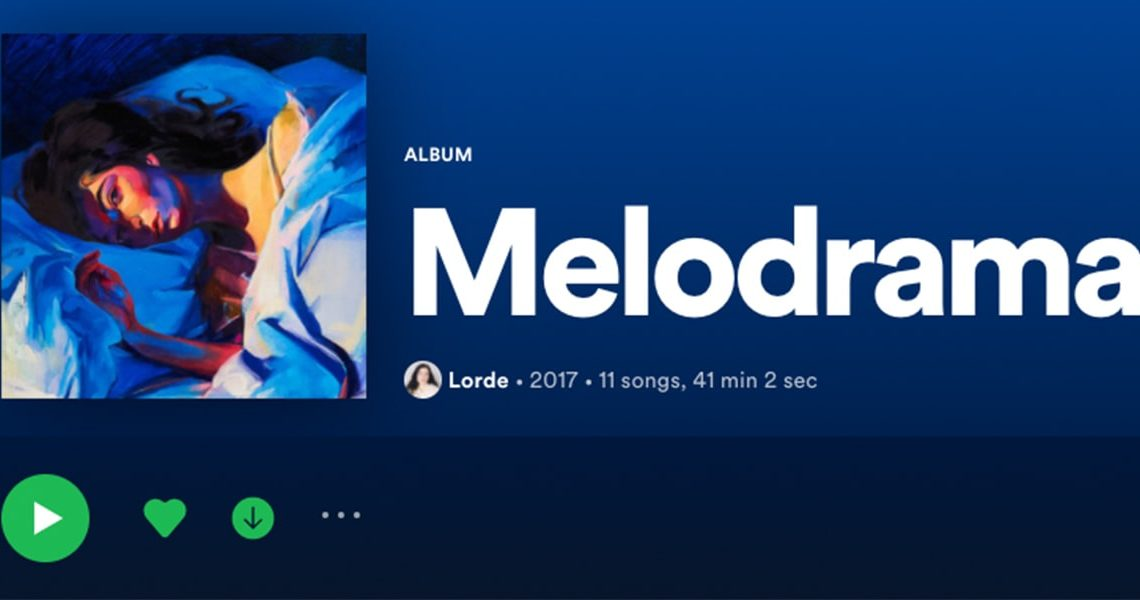 Spotify users, the download feature is now on desktop