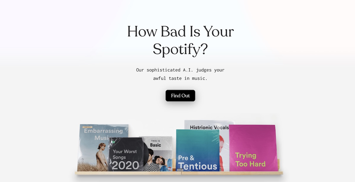 11 Spotify add-ons that'll judge your music taste (and more) 8
