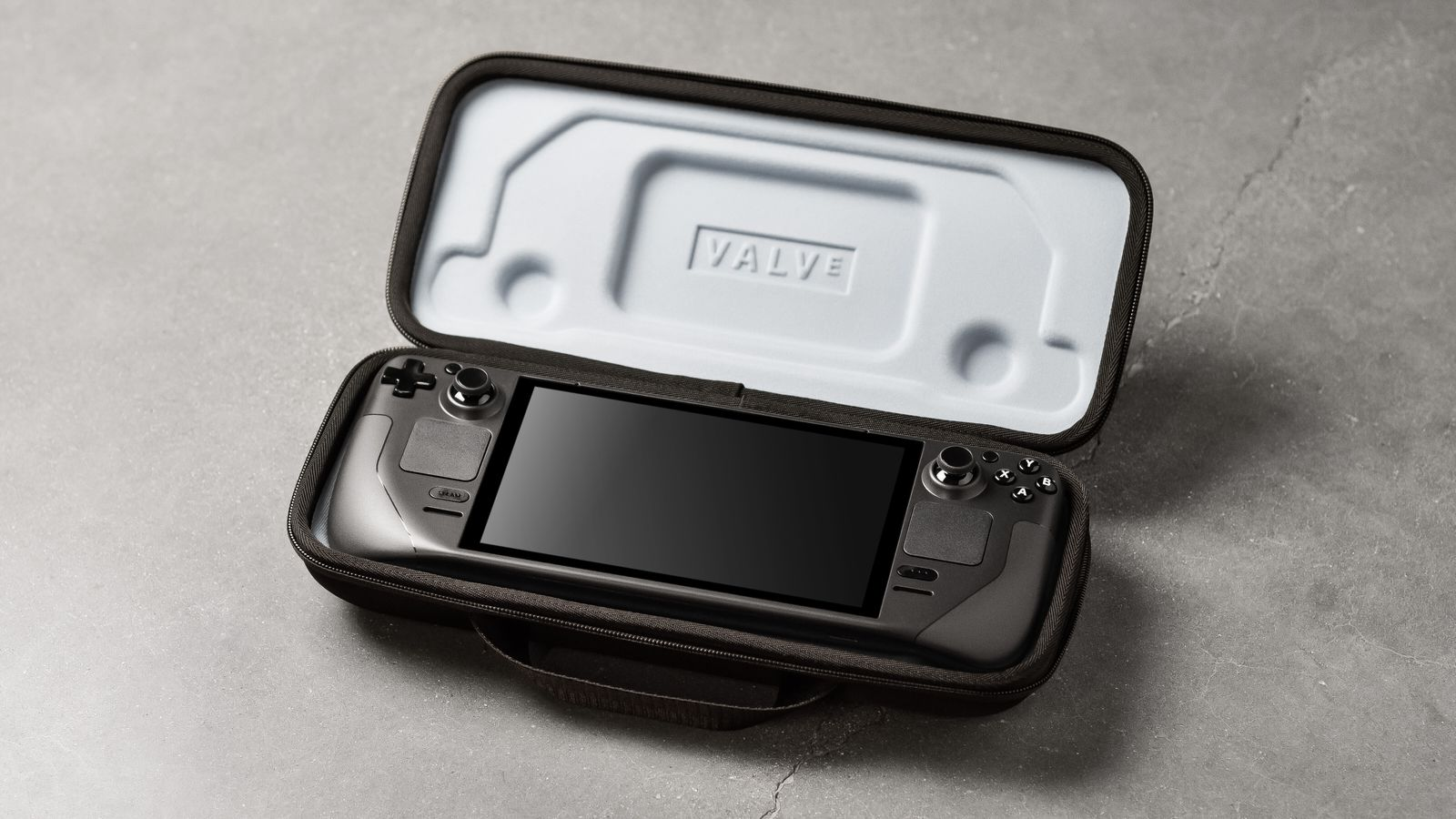 Have your gaming PC to-go with the Steam Deck device 1