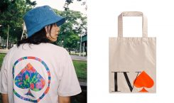 Here it is, the new IV of Spades merch you'll…
