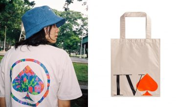 Here it is, the new IV of Spades merch you'll spend your pay on