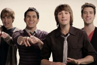 I can't get over Big Time Rush's potential comeback