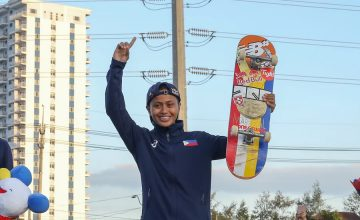 Margielyn Didal just placed Filipino skateboarding on the Olympic map