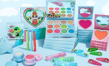 Become Powerpuff Girls' 4th member with ColourPop's makeup set