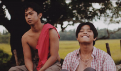 Watch Elijah Canlas in this period short film about farmers'…