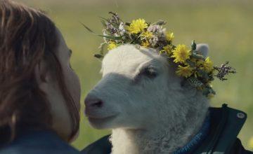 Watch a couple raise a half-lamb kid in A24's 'Lamb' trailer
