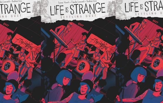 Rob Cham was tapped to make a cover for the 'Life is Strange' comics
