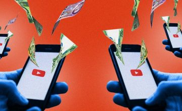 YouTubers and influencers, BIR is looking for your taxes