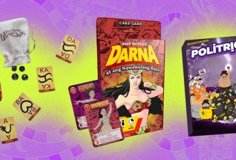 5 locally made board games if you don't know where to start