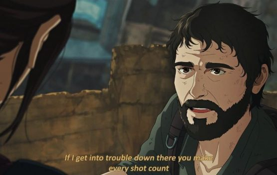 An anime version of 'The Last of Us' exists