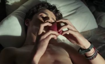 Everyone is still hot and bothered by the 'CMBYN' peach scene, says science