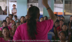 Learn more about why Manila's homeless deserve more than resettlements…
