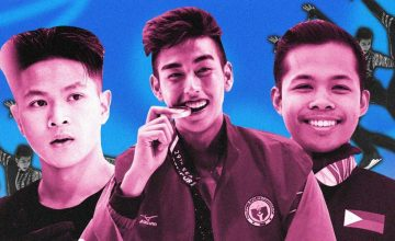Meet the 3 Filipino figure skaters battling for a slot in the Winter Olympics
