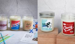These candles smell like your fave candies from the '90s